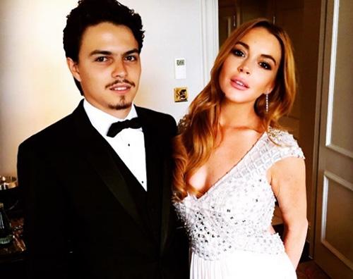 Lindsay Lohan Egor Tarabasov Lindsay Lohan, incinta, tradita da Egor Tarabasov?
