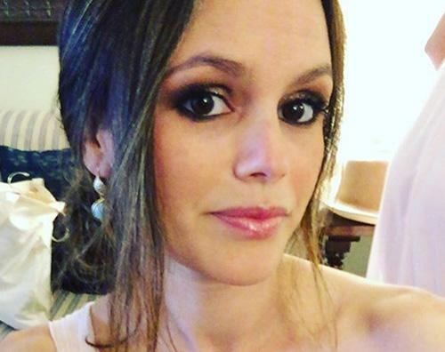 Rachel Bilson Rachel Bilson, damigella per il matrimonio di suo fratello