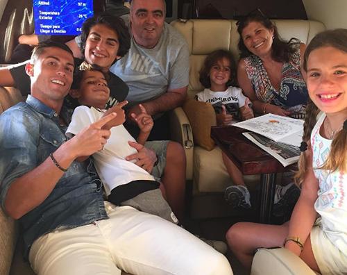 Cristiano Ronaldo 2 Cristiano Ronaldo a Ibiza con la famiglia