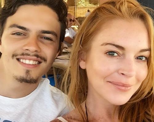 Lindsay Lohan 3 Lindsay Lohan, incinta, tradita da Egor Tarabasov?