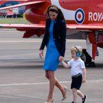Principe George Kate Middleton 150x150 Principe George ospite al The Royal International Air Tattoo