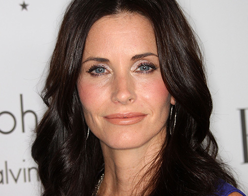 Courtney Cox Courtney Cox tra le pentite della chirurgia estetica