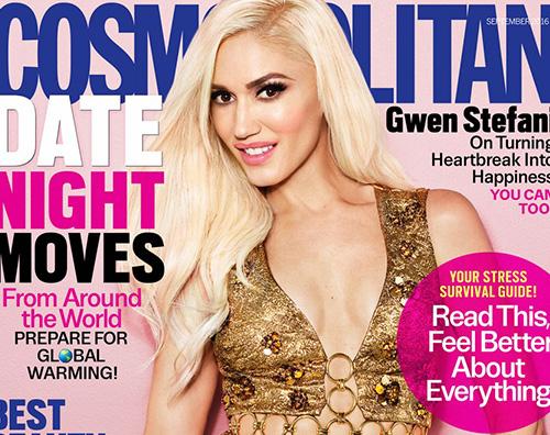 Gwen Stefani 2 1 Gwen Stefani Prima di divorziare da Gavin ho trascorso mesi di torture