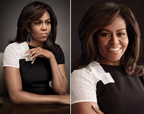 Michelle Obama Michelle Obama Sono un prodotto della cultura POP