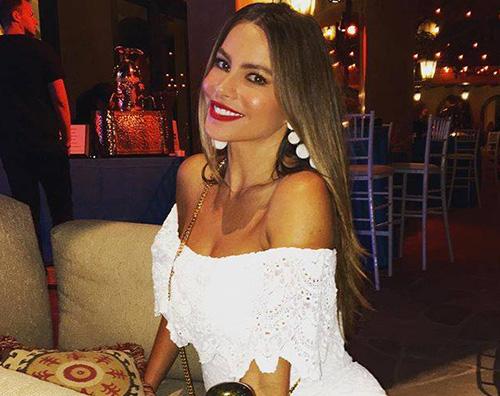 Sofia Vergara Indovina il lato B