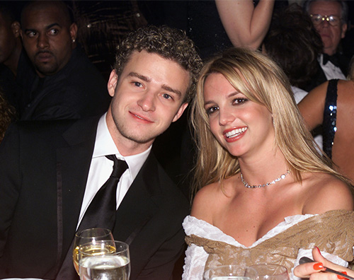 Britney e Justin Justin Timberlake pronto a collaborare con Britney Spears