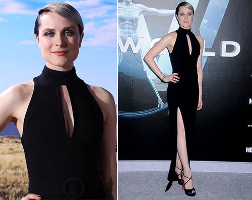 "Evan Rachel Wood Evan Rachel Wood presenta ""Westworld"" a Hollywood"