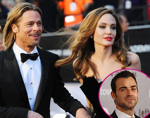 Justin Theroux Justin Theroux commenta il divorzio tra Brad Pitt ed Angelina Jolie