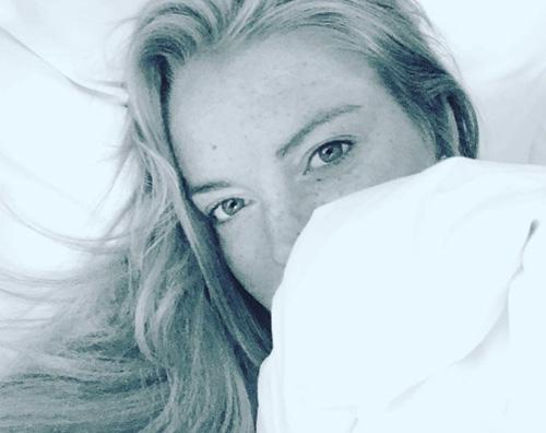 Lindsay Lohan Lindsay Lohan sta ritrovando sé stessa