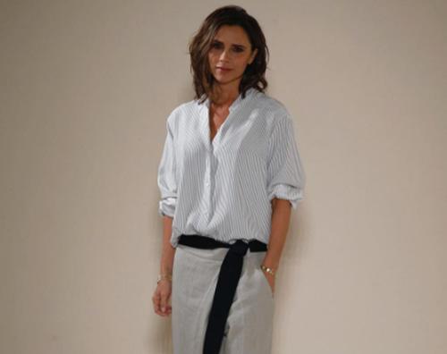 Vicotria Beckham Victoria Beckham presenta la nuova collezione alla New York Fashion Week