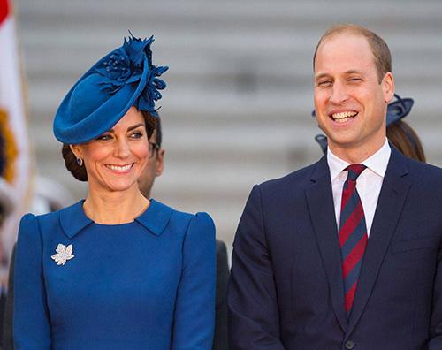 William e Kate cover Kate Middleton è incinta del terzo figlio