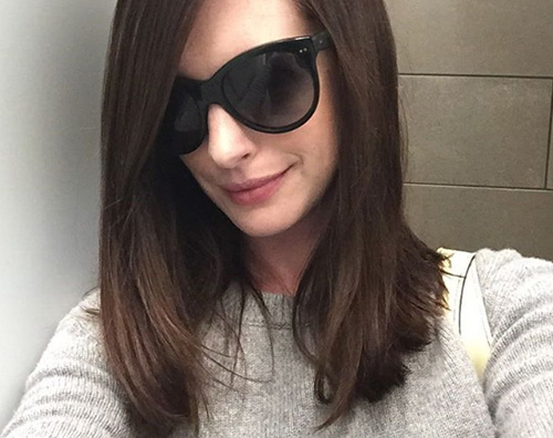 nne hathaway Anne Hathaway cambia look