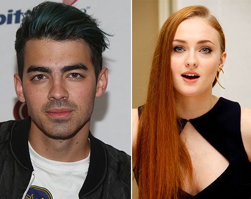 Joe Sophie Tattoo di coppia per Joe Jonas e Sophie Turner