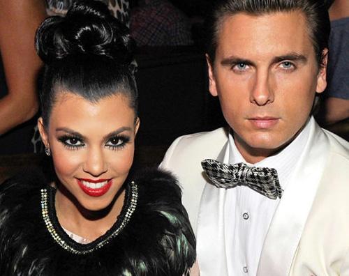Kourtney Kardashian 1 Kourtney Kardashian e Scott Disick, nessun ritorno di fiamma