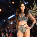 Lily Aldridge 150x150 Gli angeli del Victorias Secret Fashion Show