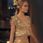 Lily Rose 1 150x150 Cara Delevingne e Lily Rose Depp sfilano per Chanel