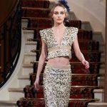 Lily Rose Depp 1 150x150 Cara Delevingne e Lily Rose Depp sfilano per Chanel