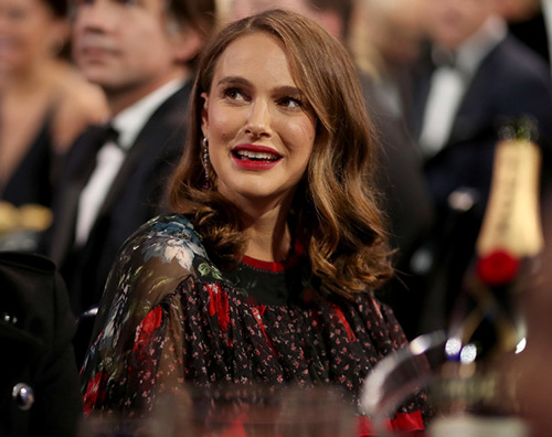 Natalie Portman Natalie Portman, paura per colpa di uno stalker