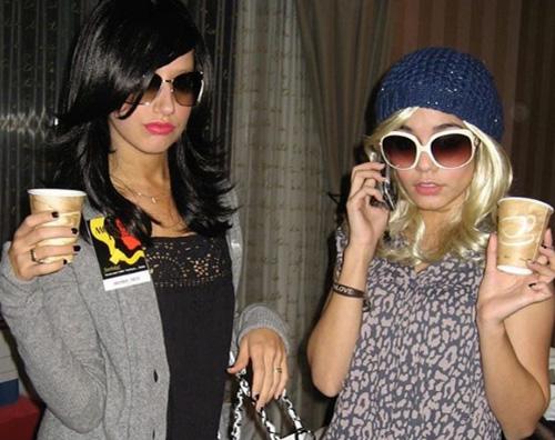 Vanessa Hudgens Ashley Tisdale Gli auguri di Ashley Tisdale per il compleanno di Vanessa Hudgens