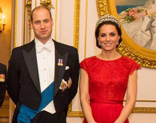 William e Kate William e Kate celebrano la settimana del volontariato