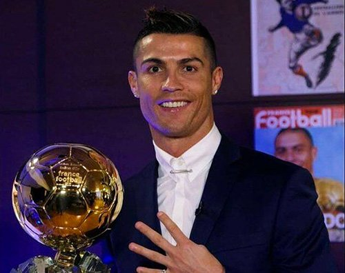 Cristiano Ronaldo Indovina la baby celebrity