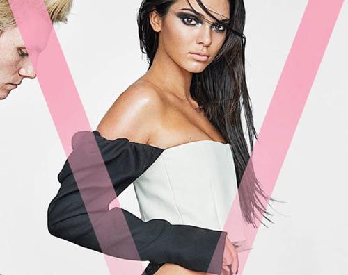 Kendall Jenner 2 Kendal Jenner super tatuata per V Magazine