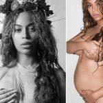 Beyonce 1 150x150 Beyonce, le foto senza veli col pancione