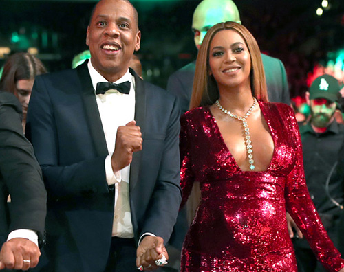 Beyonce Jay Z Grammy Awards 2017, tutti i look sul red carpet