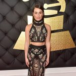 Lea Michele 150x150 Grammy Awards 2017, tutti i look sul red carpet