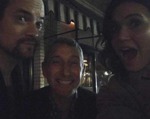 Mandy Moore Mandy Moore e Shane West reunion social per i protagonisti di I Passi dell Amore