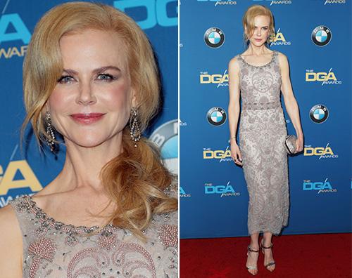 Nicole Kidman Nicole Kidman incanta tutti ai Directors Guild Of American Awards