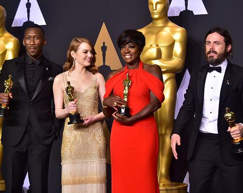 Oscar 2017  Oscar 2017: Emma Stone è la Migliore Attrice