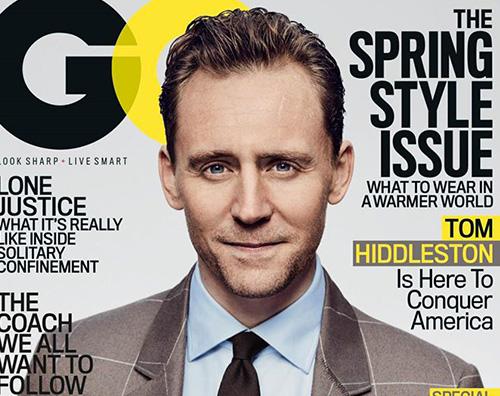 Tom Hiddleston parla di Taylor Swift su GQ