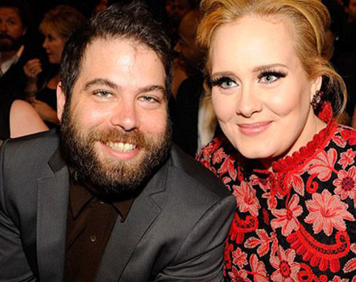 Adele Adele ha firmato le carte del divorzio