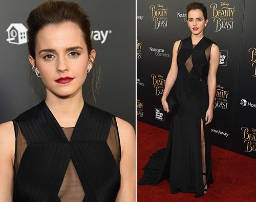 Emma Watson 2 Emma Watson a New York per La Bella e La Bestia