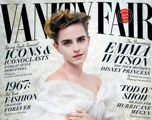 Emma Watson Emma Watson come Justin Bieber, niente selfie con i fan