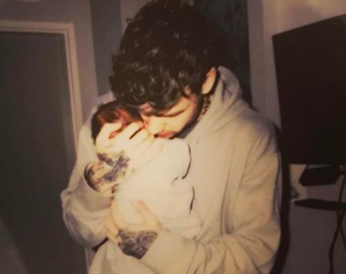 Liam Payne Liam Payne è diventato papà