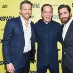 Rayan Reynolds e Jake Gyllenhaal daniel espinosa 150x150 Rayan Reynolds e Jake Gyllenhaal alla premiere di Life
