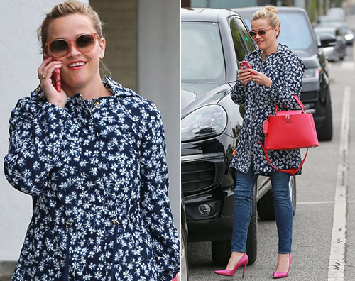 Reese Witherspoon 1 Reese Witherspoon fa shopping a Los Angeles
