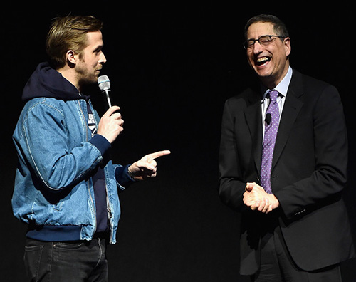 Ryan Gosling Cover Ryan Gosling a Las Vegas per il CinemaCon 2017