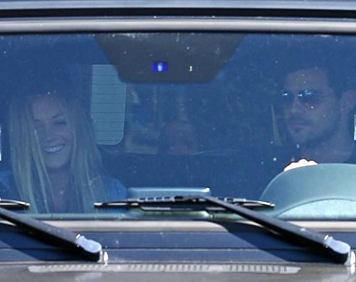 Taylor Billie Taylor Lautner e Billie Lourd mano nella mano
