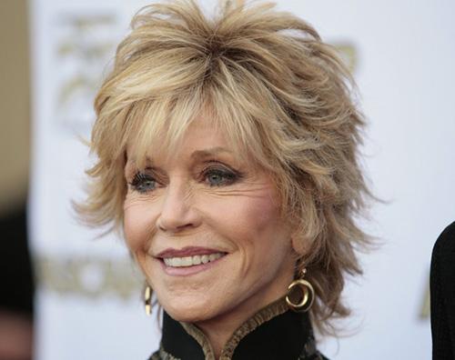 jane fonda Jane Fonda: Da bambina sono stata violentata