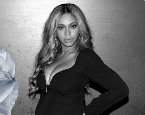 Beyonce Cover Beyonce sempre più incinta