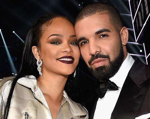Rhianna200 Rihanna e Drake si incontrano ad un party per bambini
