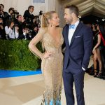 BlakeLivelyRyanReynolds 150x150 Met Gala 2017: tutti i look sul red carpet