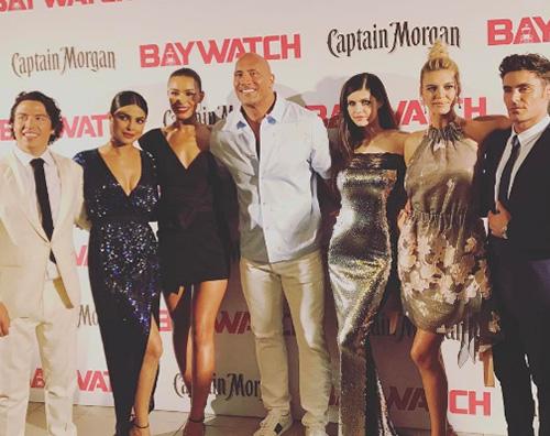 Cover Baywatch La prima mondiale di Baywatch a Miami