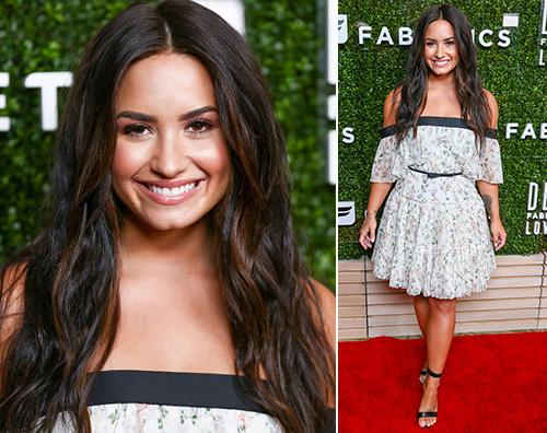 Demi Lovato 1 Demi Lovato presenta la collezione Demi For Fabletics