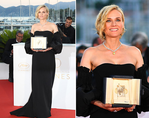 Diane Kruger 2 Cannes 2017: è Diane Kruger la migliore attrice