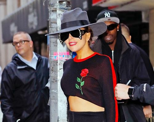 Lady Gaga 2 Lady Gaga eccentrica a New York