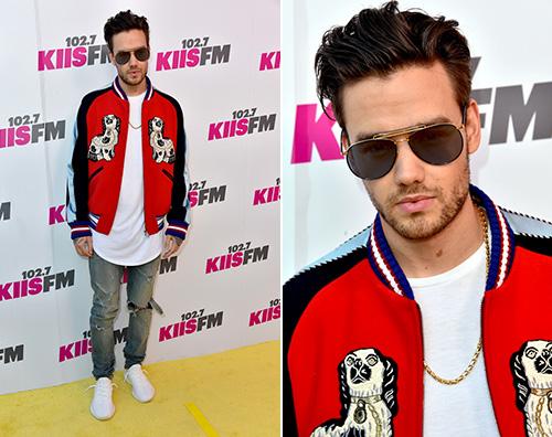 Liam Payne Liam Payne promuove il nuovo singolo a Los Angeles